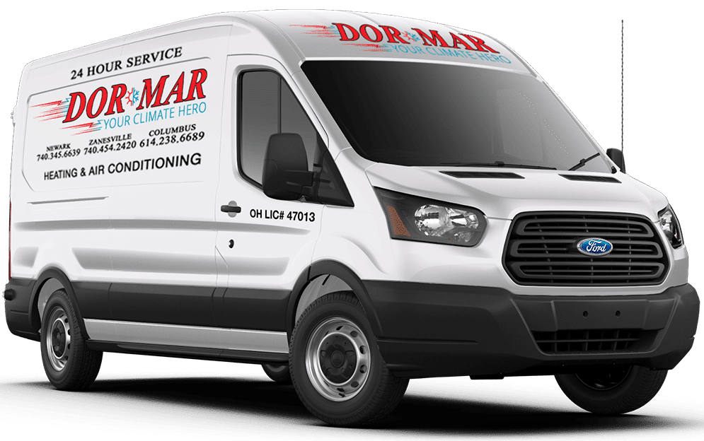 Dor-Mar Heating & Air Conditioning | Central Ohio's Most Reliable HVAC Company