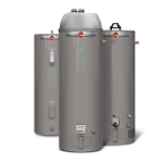 Rheem Gas Tank Hot Water System
