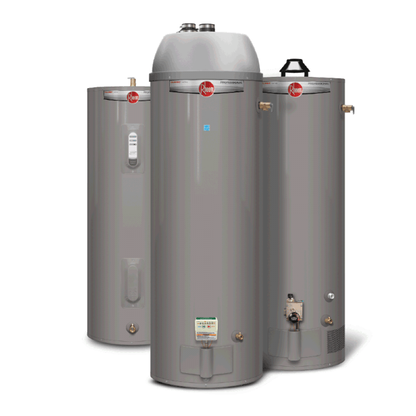 Rheem Tank gas hot water system
