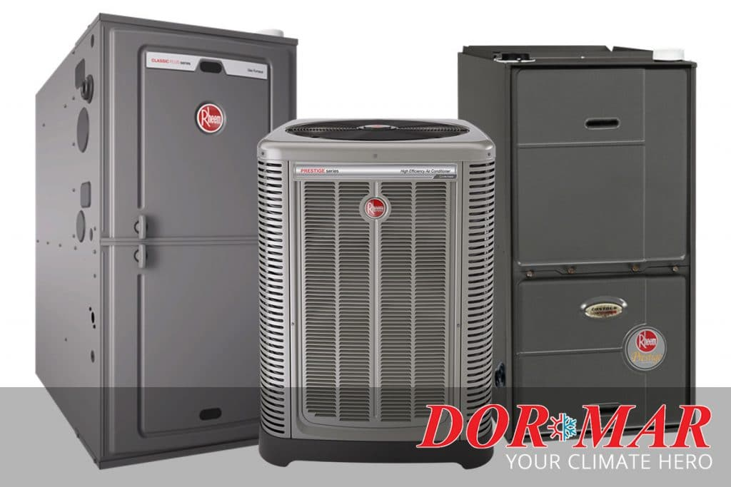Central Ohio's Leading Heating Equipment Supplier