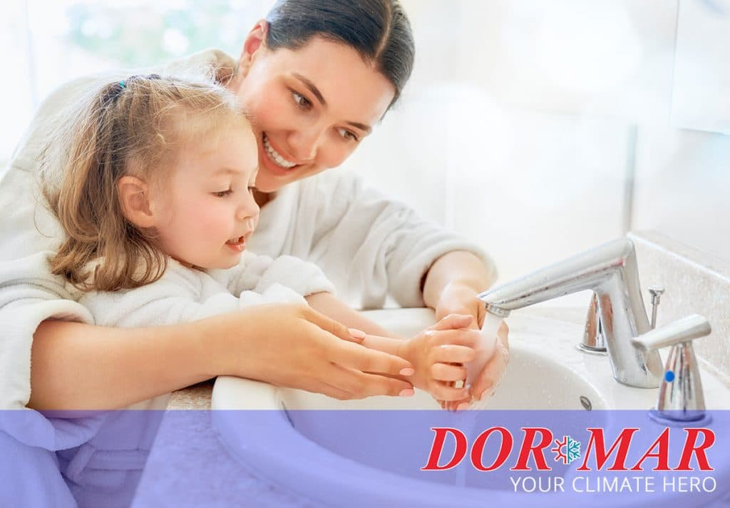 importance of good hygiene, even for your HVAC