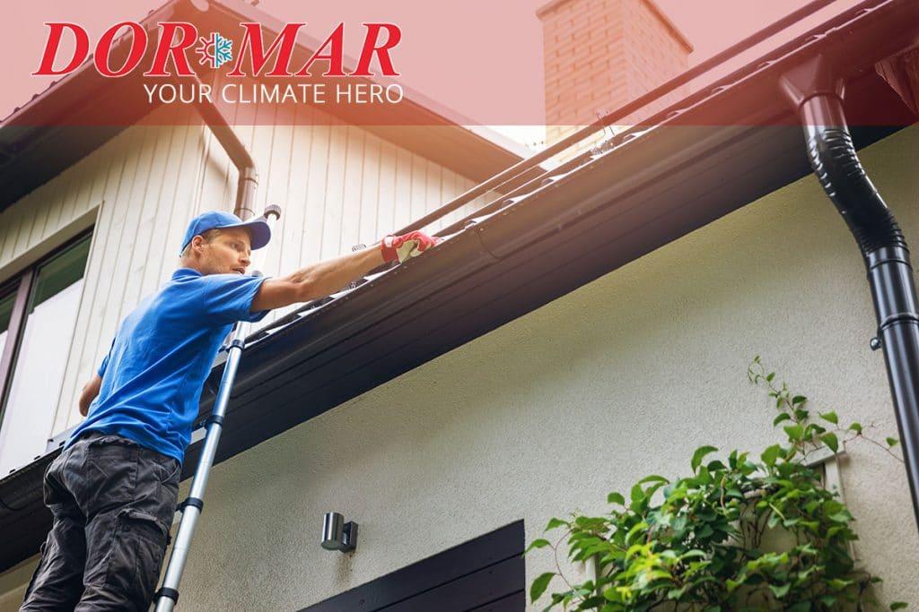 Spring HVAC maintenance chores