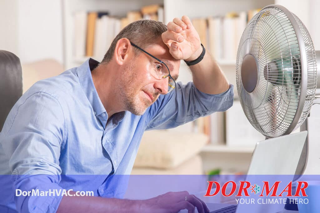 What to do when your AC isn't cooling in Pataskala Ohio