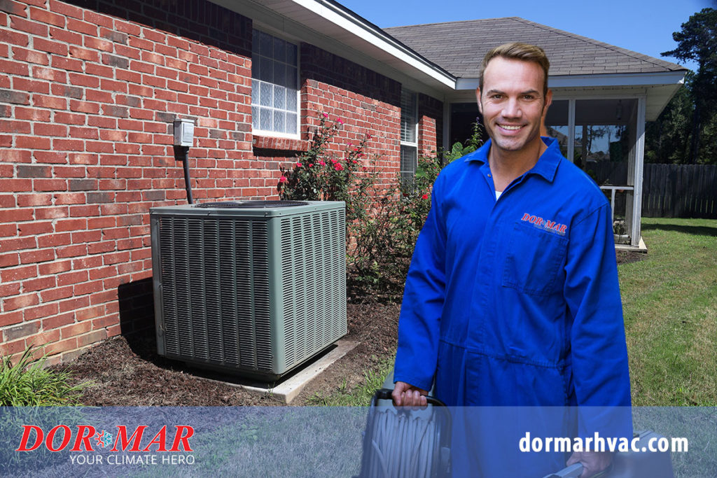 HVAC tech troubleshoot problems Columbus Ohio