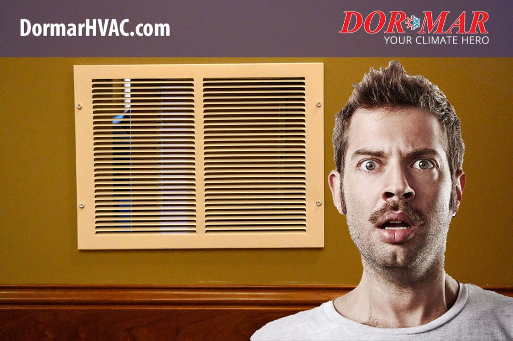 Why does my furnace filter clog so quickly?