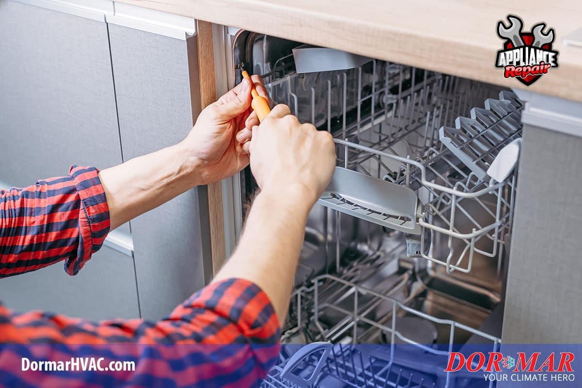 dishwasher repair in Columbus ohio