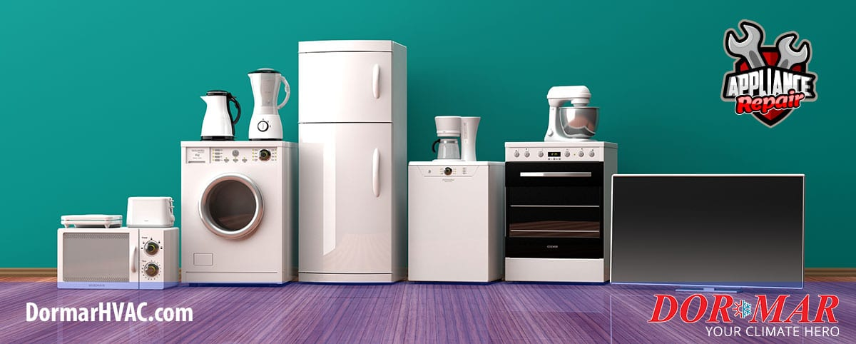 Dor-Mar residential appliance repair in central Ohio
