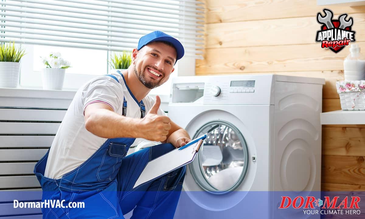 clothes dryer repair in central ohio