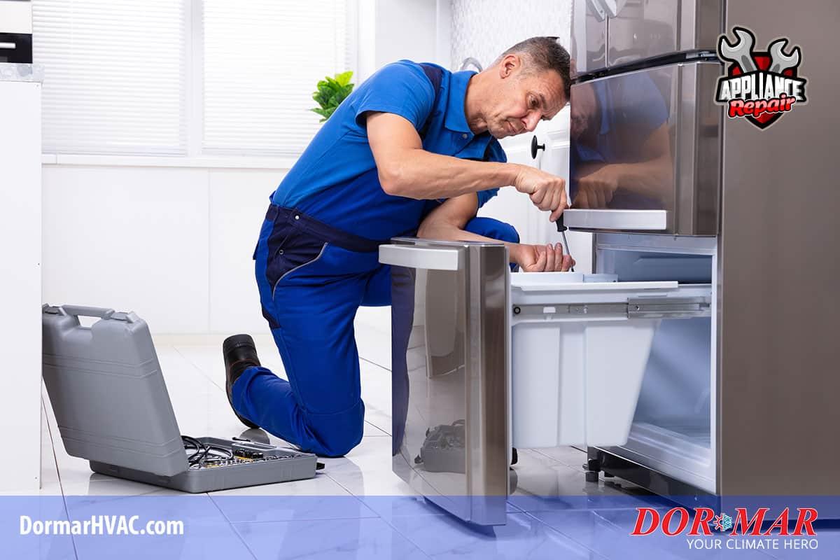central ohio refrigerator repair
