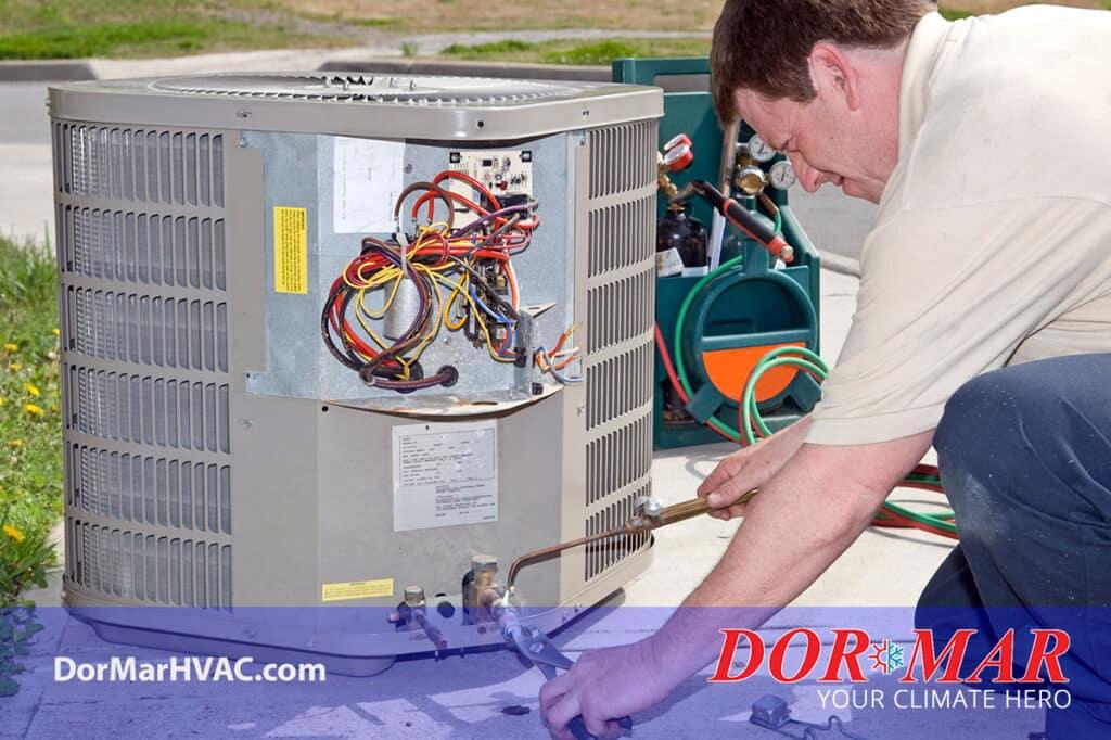 air conditioner repair New Albany Ohio